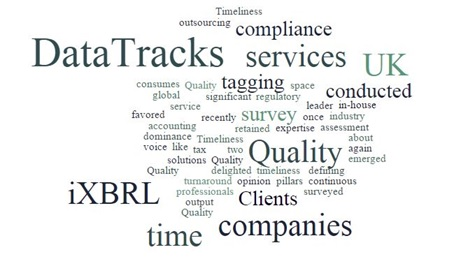 DataTracks Wins Customer Trust for its iXBRL Services in UK